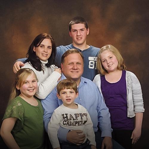 Pastor Roof & family